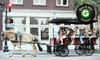 Charleston Carriage Works - Downtown: $25 for a Carriage Romance Event for Two from Olde Towne Carriage Company ($50 Value)