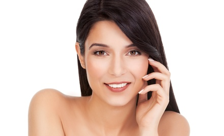 Microdermabrasion or Signature Facial from Maryanne of New York at Elegant Hair and Nail Spa (Up to $285 Value)