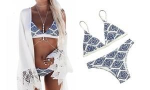 Bikini triangle Tulum