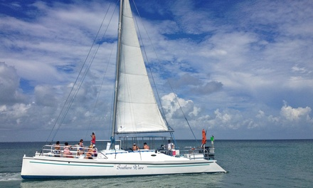 Dinner Cruise for Two or Four from Southern Wave Sailing Charters (Up to 31% Off)