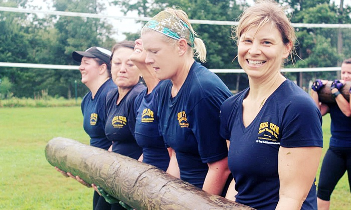 SEAL Team Physical Training, Inc. - Multiple Locations: Three Trial Classes or Two-Week Fitness Class for One or Two at SEAL Team Physical Training, Inc. (Up to 75% Off)