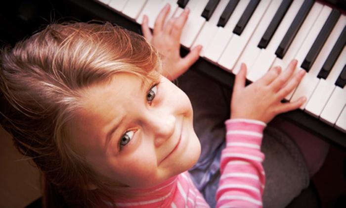 Presto Piano Studio - Apple Grove: One or Two Weeks of Piano Camp at Presto Piano Studio (Up to 74% Off)