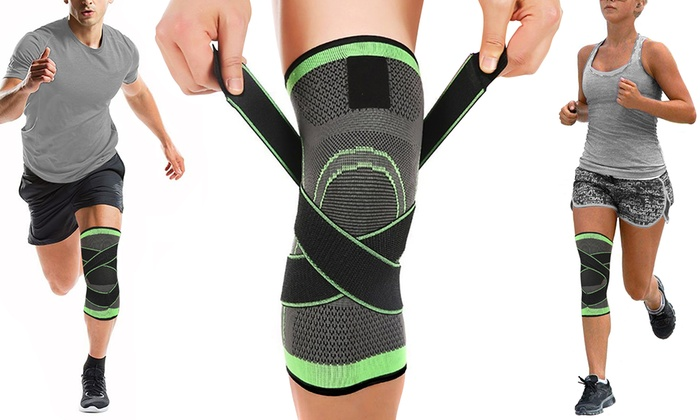 b2433ea433 Up To 76% Off on DCF Knee Compression Sleeve | Groupon Goods