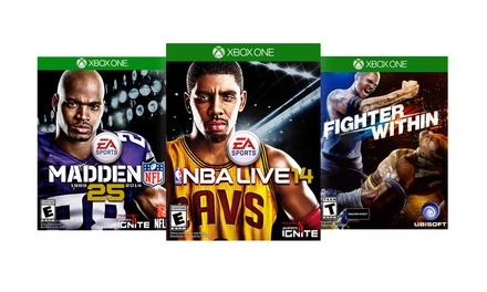 Sports Game Bundle for Xbox On...