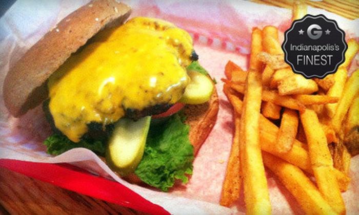 Teddy's Burger Joint - Teddy's Burger Joint: $8 for $16 Worth of American Food at Teddy's Burger Joint