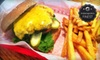 Teddy's Burger Joint *OLD TAX ID* - Teddy's Burger Joint: $8 for $16 Worth of American Food at Teddy's Burger Joint