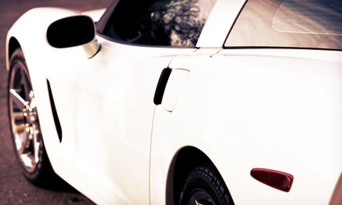 ColorChipRepair, LLC - Kings Park: Door-Edge Protection or Paint Repair for One or Three Panels at ColorChipRepair, LLC (Up to 64% Off)