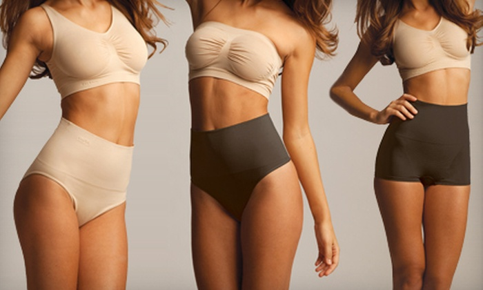 379ca772e5814 Up to Half Off Just Me by MeMoi Shapewear