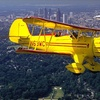 Half Off from Biplane Rides Over Atlanta