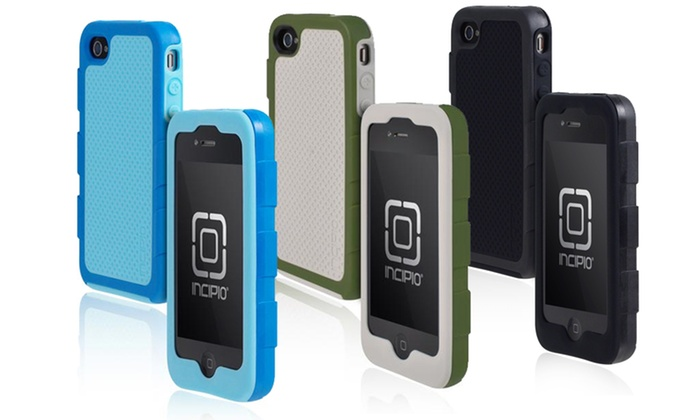 Incipio Destroyer Ultrarugged Case with Holster for iPhone 4/4S: Incipio Destroyer Ultrarugged Case with Holster for iPhone 4/4S. Multiple Styles Available. Free Returns.