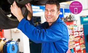 Auto Connection: From $69 for Front or Rear Brake Pad Replacement at Auto Connection, Penrose (From $180 Value)