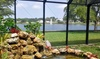 Kwikscreen - Miami: One or Three Screen-Panel Replacements for an Outdoor Screen Enclosure from Kwikscreen (Up to 53% Off)