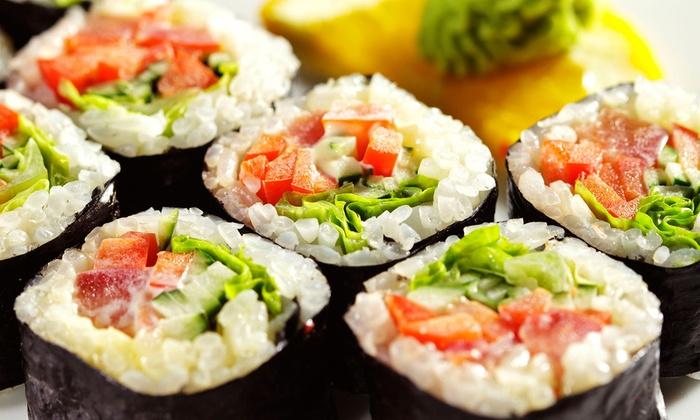 Midori Sushi - Highland Park: $11 for $20 Worth of Japanese Food Sunday–Thursday or Friday–Saturday at Midori Sushi