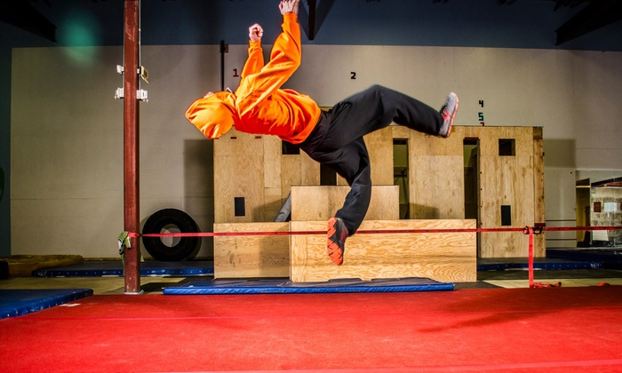 Urban Acrobatics - Thornton: $49 for One Month of Unlimited Parkour Classes and Open Gym at Urban Acrobatics ($130 Value)