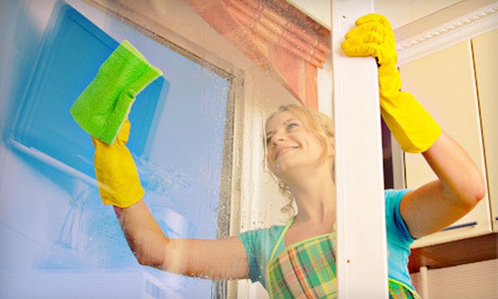 Green Clean3 - Ardmore / Sherwood Forest: One or Three Three-Hour Sessions of Eco-Friendly Housecleaning from Green Clean3 (Up to 53% Off)