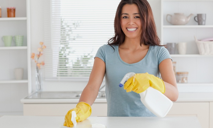 Homejoy Cleaning - San Diego: Three Hours of Housecleaning with One or Three Months of Future Discounted Cleaning from Homejoy (Up to 59% Off)