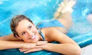 MüritzTherme: Tageskarte Sport- und Spaßbad inklusive Sauna, optional mit Schnitzel oder Rückenmassage, für die MüritzTherme ab 9,90 €