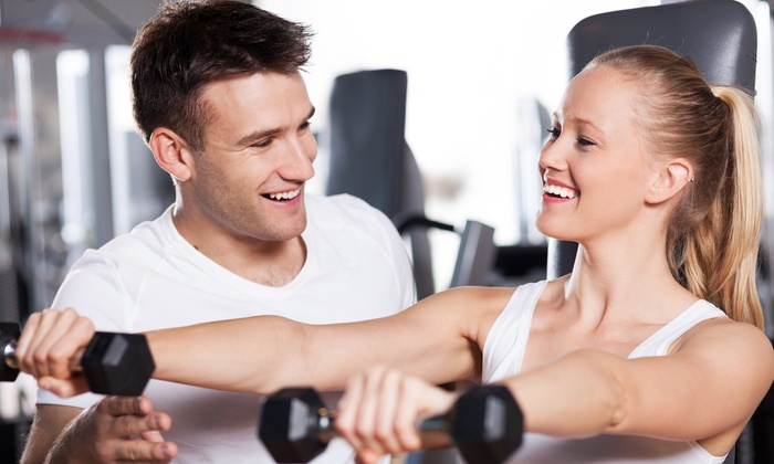 MPG Fitness LLC - Plainfield: One- or Three-Month Gym Membership with Personal Training Sessions at MPG Fitness LLC (Up to 79% Off)