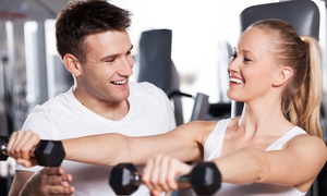 MPG Fitness LLC: One- or Three-Month Gym Membership with Personal Training Sessions at MPG Fitness LLC (Up to 79% Off)