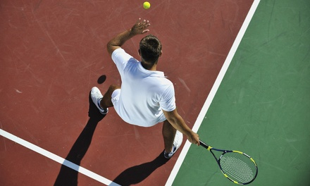 Tennis 101 Clinic at Cliff Drysdale Tennis at In-Shape Sport: Laurel Glen (Up to63% Off)