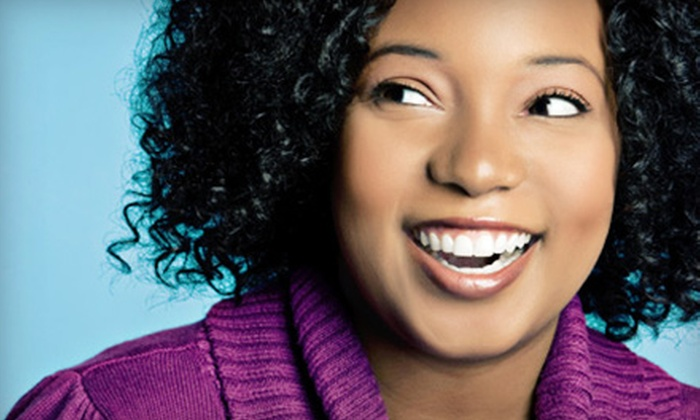 WhiteShade - Braemar Park - Bel Air Heights - Copeland Park: One or Two Power Teeth-Whitening Treatments (Up to 75% Off)