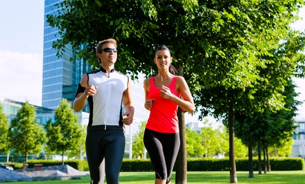 Downtown or Haunted Jogging Tour for Two from Twin Cities Jogging Tours (50% Off)