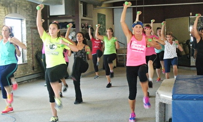 Shape Up Shoppe Fitness Club for Women - Bay View - Shape Up Shoppe Fitness Club Inc.: 30 Days of Unlimited Cardio Classes with Optional 30-Day Gym Membership at Shape Up Shoppe (50% Off)