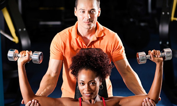 Sports West Athletic Club - Downtown Reno: One-Month Gym Membership with Four Optional Personal-Training Sessions at Sports West Athletic Club (Up to 88% Off)