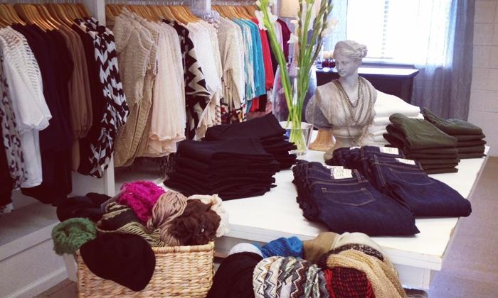 Lulu's Boutique - Clovis: $10 for $20 Groupon — Lulu's Boutique