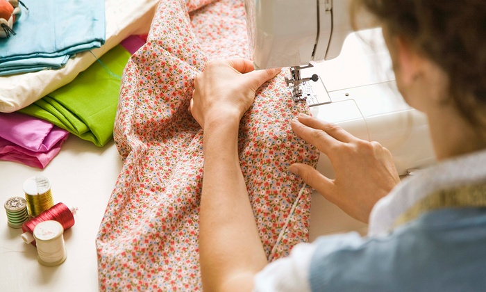 Save A Thon Stores - Marine Park: Four-Hour Sewing Class for One or Two at Save A Thon Stores (Up to 56% Off)