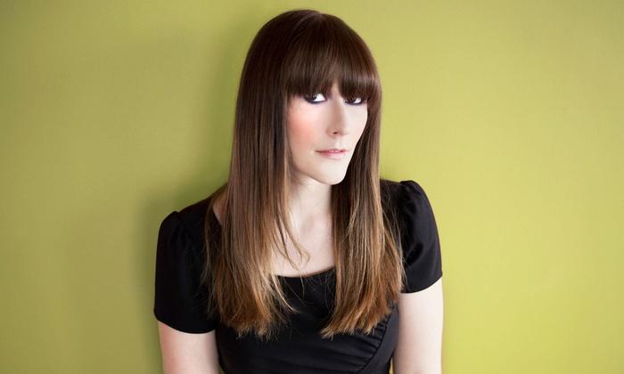 Hair and Nailz by Fela - Laurel: Chi Keratin Smoothing Treatment with Optional Haircut at Hair and Nailz by Fela (61% Off)