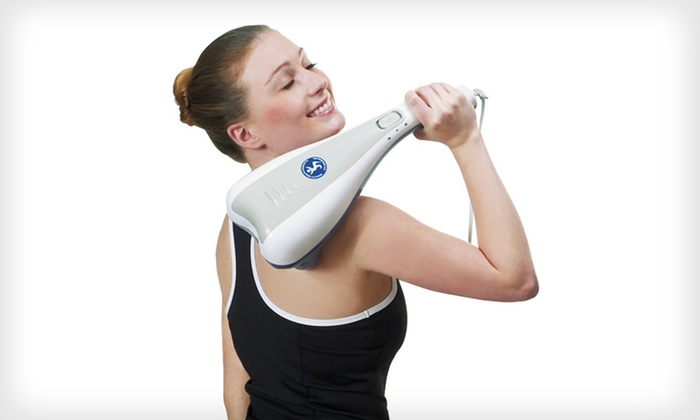 Dual Tapper Electric Handheld Percussion Massager: $24.99 for Dual Tapper Electric Handheld Percussion Massager ($49.99 List Price). Free Shipping and Returns.