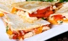 No Mas! Cantina - No Mas! Cantina: Mexican Breakfast for Two or Four at No Mas! Cantina (Up to 57% Off)