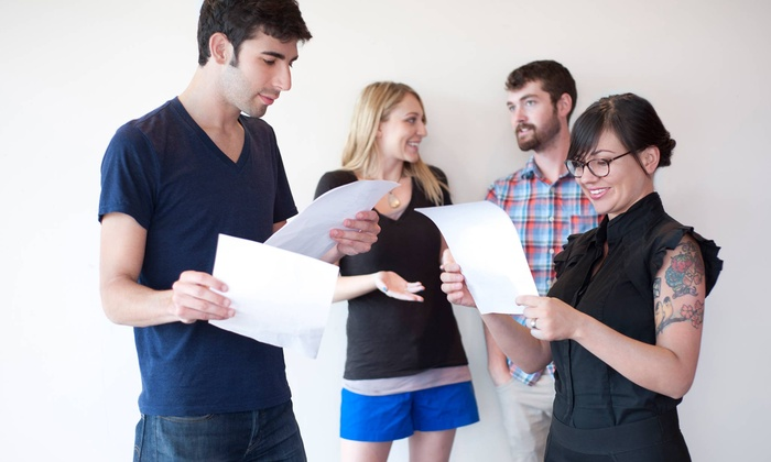 LaGuardia Acting Studio - Parsippany-Troy Hills: Eight-Week Teen Acting Course, or One-Week Teen Acting Bootcamp at LaGuardia Acting Studio (Up to 64% Off)