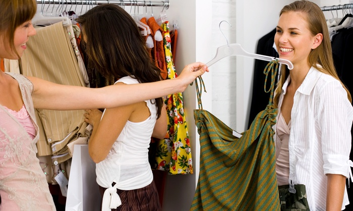Ali's Closet Consignment Boutique - Englewood: Women's Designer Apparel and Accessories at Ali's Closet Consignment Boutique (Up to 50% Off). Two Options Available.
