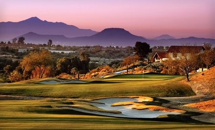 Stay at Omni Tucson National Resort in Arizona, with Dates into May