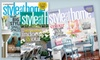 """Transcontinental - Style at Home: $9.99 for One-Year Subscription to """"Style at Home"""" Magazine ($ 19 Value)"""