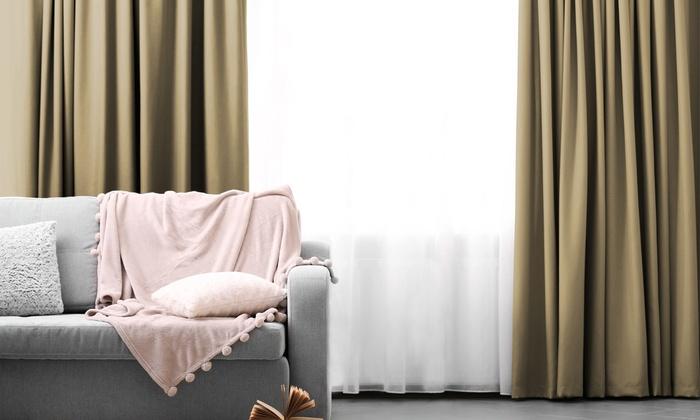 Bis zu 82% Rabatt Lifa Living Vorhang | Groupon