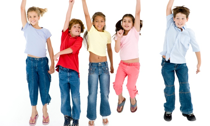 Zumba with Leanne Bacich - Halifax: C$99 for a Zumba Kids Birthday Party at Zumba with Leanne Bacich (C$200 Value)