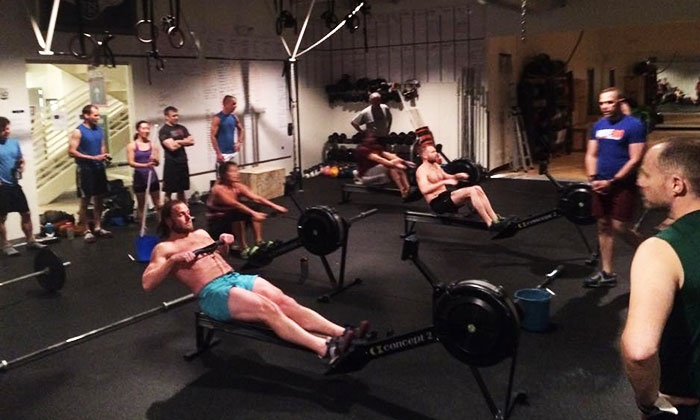 The Firm - Minneapolis: 10 CrossFit Classes or 60 Days of CrossFit at The Firm (Up to 86% Off)