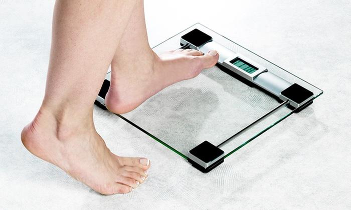 Think Tank Technology Digital Glass and Chrome Weight Scale: $10.99 for a Think Tank Technology Digital Glass and Chrome Weight Scale ($39.99 List Price). Free Returns.