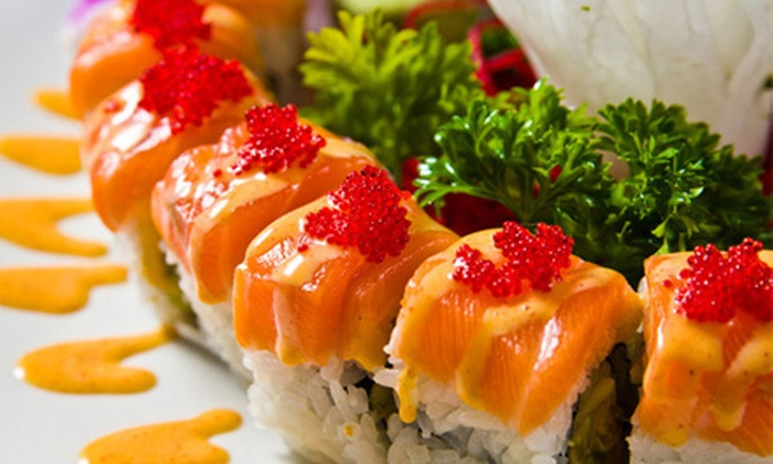 I Like Sushi - Sherwood - McCarthy: Asian Cuisine for Two or Four at I Like Sushi (Up to 52% Off)