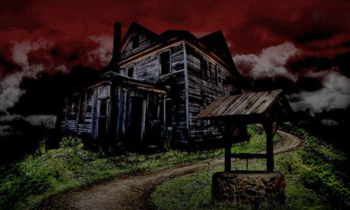 Jack and Jill's Haunted Hill - North Mountain: VIP Admission for One or Two to Jack and Jill's Haunted Hill (Up to Half Off). Four Options Available.