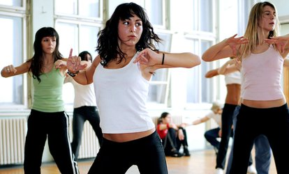 10 or 20 Zumba Classes at ABSolutely Fitness (Up to 56% Off)