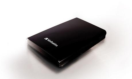 Hard disk Verbatim Store 'n' Go USB 3.0 da 500 GB, 1 o 2 TB