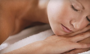 The Healing Joint: One or Two 60-Minute Massages at The Healing Joint (Up to 52% Off)