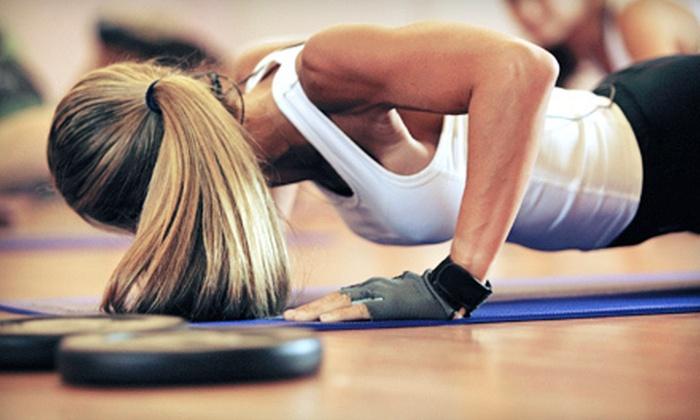 CrossFit Nation - Easton: $40 Toward CrossFit Classes
