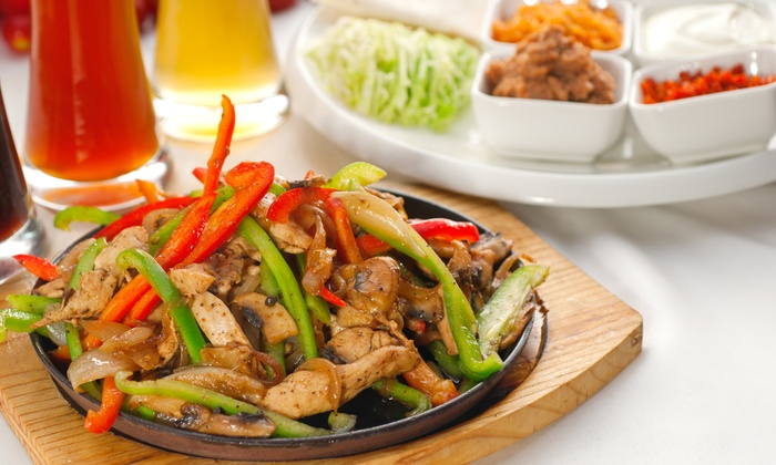 Fiesta Mexicana Restaurant - DePaul: Mexican Food and Drinks at Fiesta Mexicana Restaurant (Up toHalf Off)