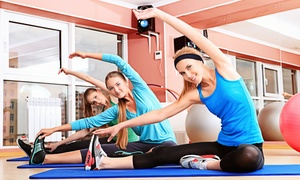 Village Pilates Studio: $41 for Four Group Classes at Village Pilates Studio ($100 Value)