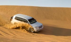 Najmat Al Madinah Tours: Desert Safari for One, Two or Four with Najmat Al Madinah Tours (Up to 67% Off)